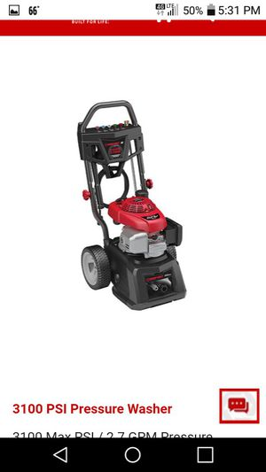 New and Used Pressure washer for Sale - OfferUp