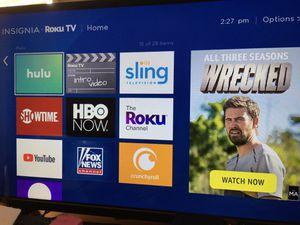 Roku 32 Inch HD Smart TV for Sale in Alexandria, VA