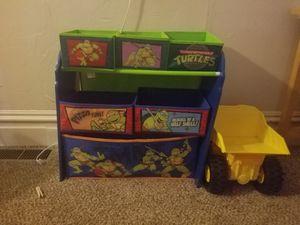 Ninja Turtle little boys bedroom set for Sale in Hanover, PA