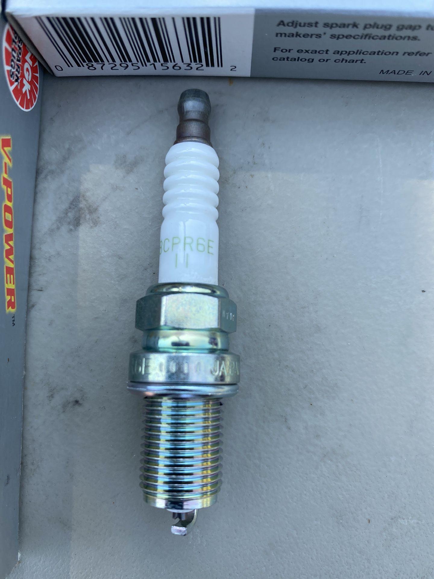 86-91 Civic Spark plugs
