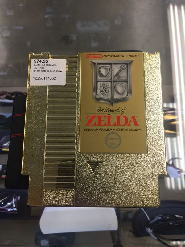 Nintendo golden Zelda for Sale in Whittier, CA - OfferUp