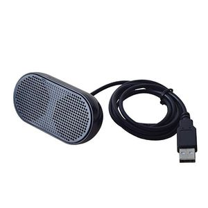 USB Mini Speaker Computer Speaker Powered Stereo Multimedia Speaker for Notebook Laptop PC(Black) for Sale in Hacienda Heights, CA