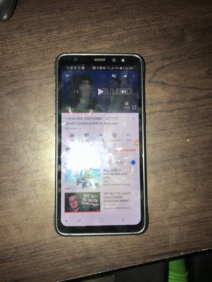 New never used Samsung galaxy 8s active very good condition with charger for Sale in Riverdale, MD