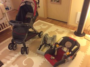 Garaco stroller travel system for Sale in Seattle, WA