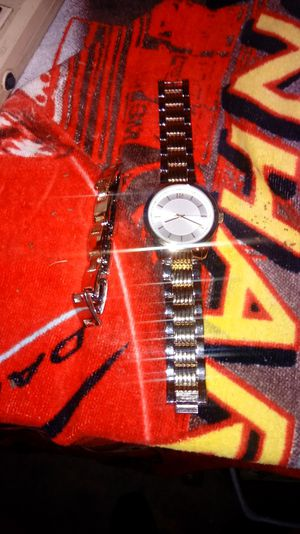 Brand new watch and bracelet for Sale in Gaithersburg, MD
