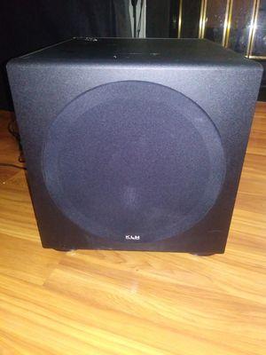 KLH subwoofer/amplifier for Sale in Sterling, VA