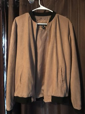 447d6d4a2 New and Used Bomber jacket for Sale in Hesperia, CA - OfferUp
