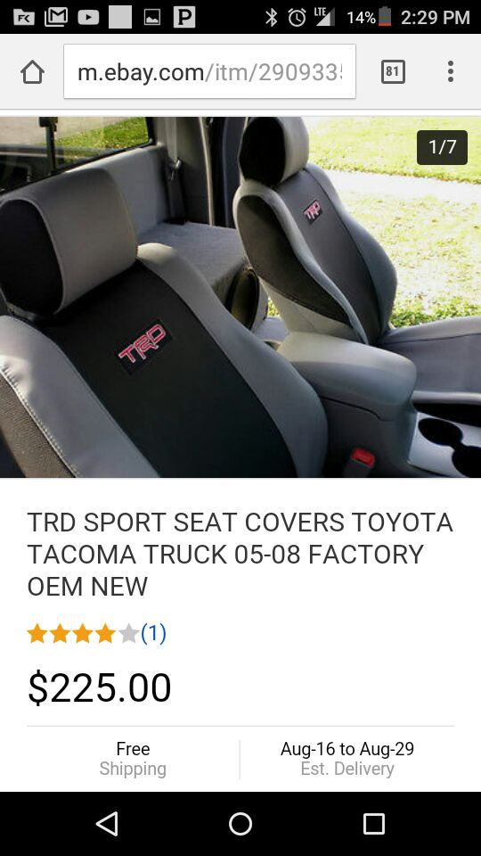 New and used toyota tacoma for sale in indianapolis in offerup publicscrutiny Images