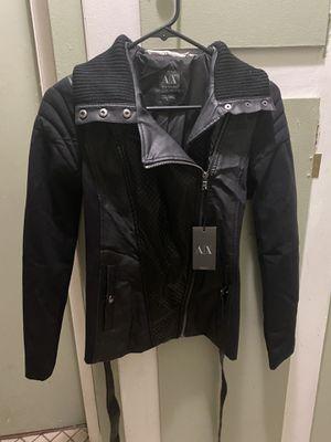 Photo Armani Exchange women's jacket