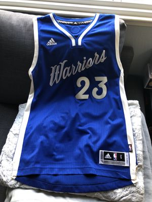 6712acf23 ... new zealand adidas golden state warriors draymond green christmas jersey  size s mens for sale in