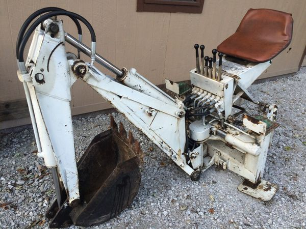 How Much Is Freon >> Bobcat 610 Skid Steer Backhoe Attachment for Sale in Seymour, IN - OfferUp