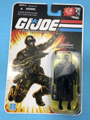 G.I.Joe 25th Anniversary SNAKE EYES! for Sale in Chandler, AZ