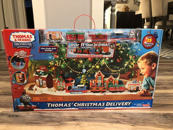 Thomas The Train Christmas Set.Thomas The Train Christmas Set For Sale In Mill Creek Wa Offerup
