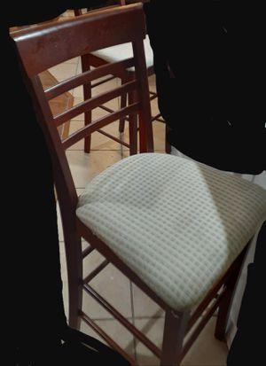 Photo Two bar stools