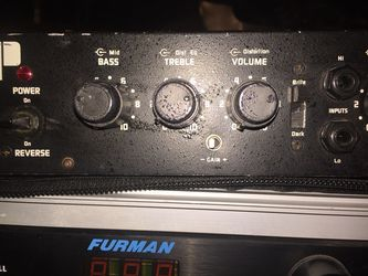 Amps vintage polytone Used Polytone