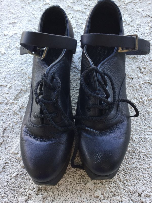 b0b584db6d2a Rutherford hard Irish dance shoes size 6 1 2 for Sale in Dublin