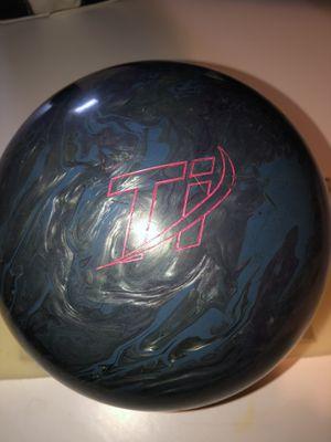 Photo Columbia 300 Titanium Messenger 12lb Bowling Ball
