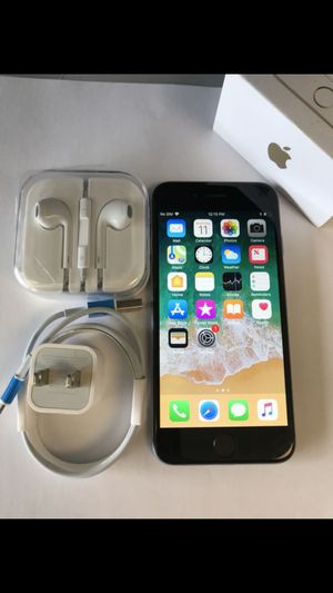 iPhone 6 16GB excellent condition factory Unlocked for Sale in Springfield, VA