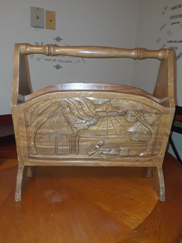 ,Wood antique magazine rack for Sale in Canton, OH - OfferUp - Wood Antique Magazine Rack For Sale In Canton, OH - OfferUp
