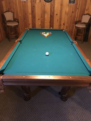 Pool table and accessories for Sale in Damascus, MD