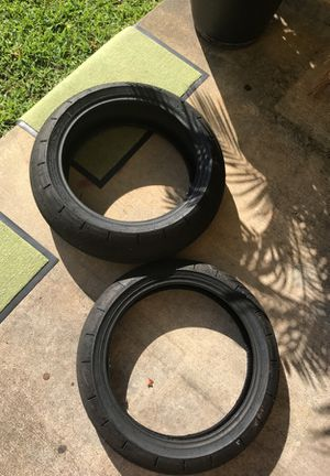 Dunlop GP Pro N-Tec SET motorcycle tires for Sale in St. Louis, MO