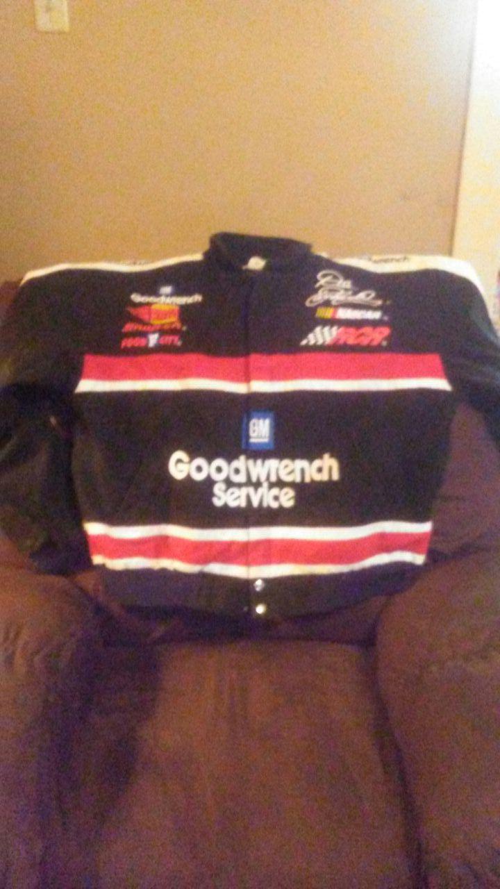 Dale Earnhart Sr coat