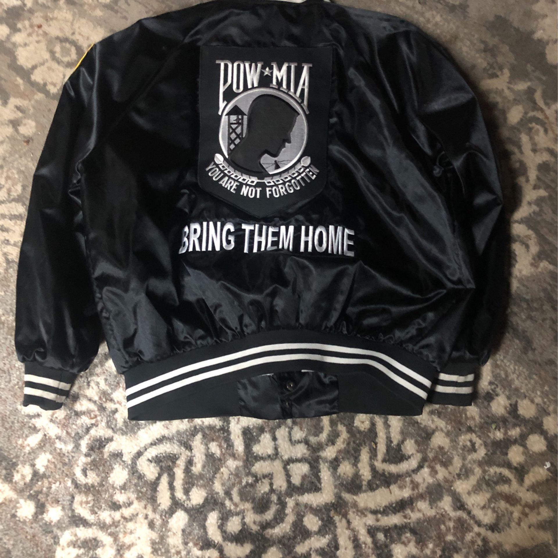 Pow Jacket Satin Xl