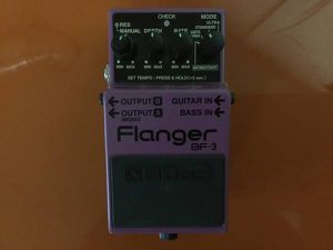 Boss BF-3 Flanger Pedal for Sale in Silver Spring, MD