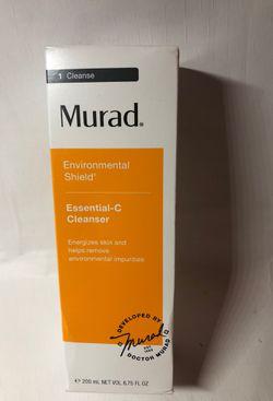Murad Essential-C Cleanser, 6.75 oz New exp.08.2020 Thumbnail