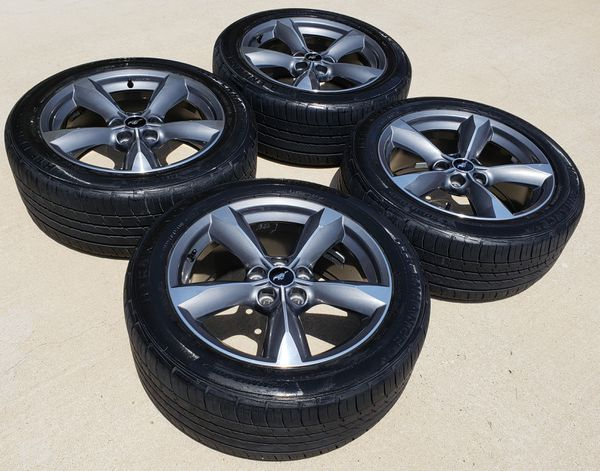 2016 Ford Mustang Gt Wheels Tires