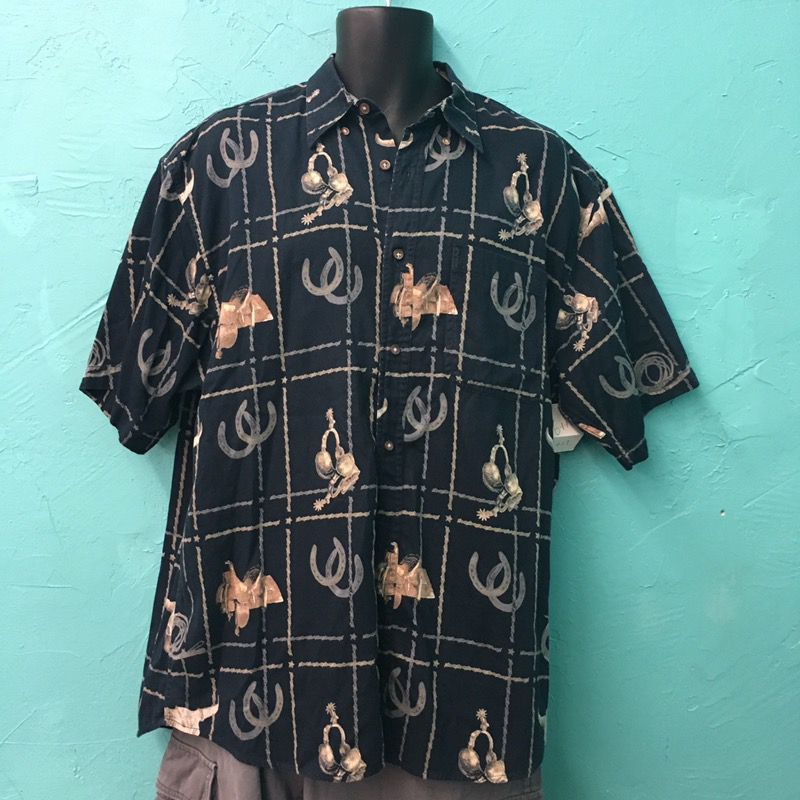 Bit & Briddle outfitters Mens shirt