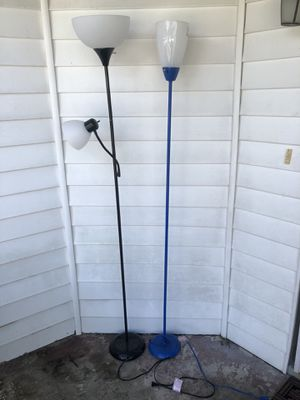 2 lamps for Sale in Orlando, FL