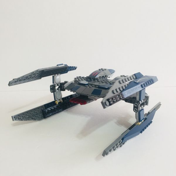 Lego Star Wars Clone Wars Hyena Droid Bomber 8016 For Sale In
