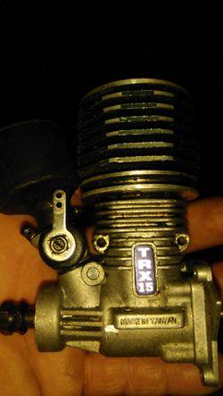 Gas control car transmission Thumbnail