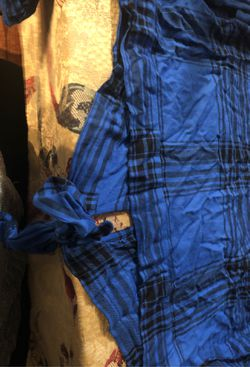 Xxl blue blouse Thumbnail