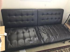 Brown futon for Sale in Deerfield Beach, FL