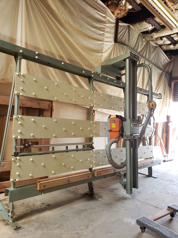 Panel Saw For Sale >> Holz Her 1203 Panel Saw For Sale In Newark Nj Offerup