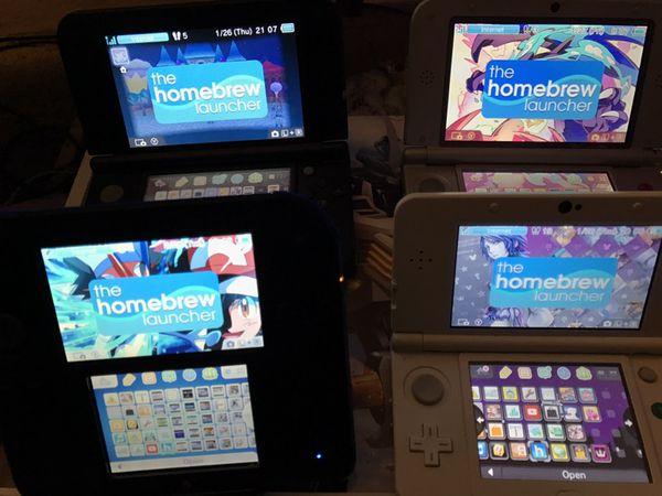 ds emulator for 3ds homebrew download