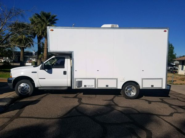 Used Truck Dealerships >> 2002 Ford F450 Super Duty Box Truck. for Sale in Phoenix ...