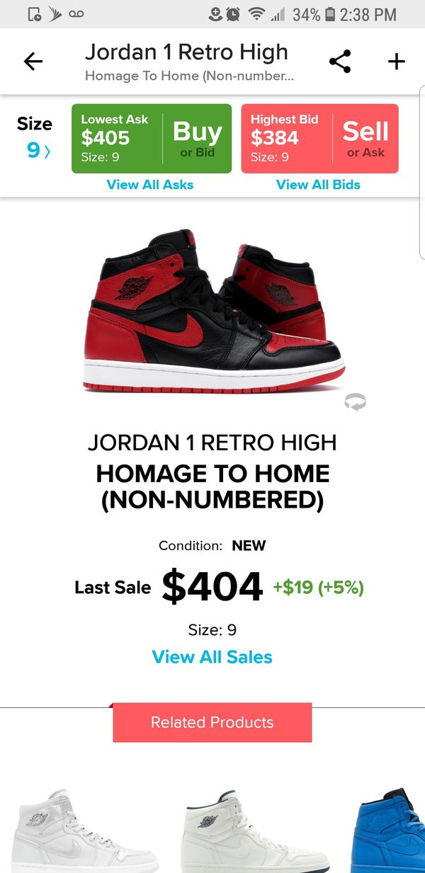 newest collection 4cf19 fa7aa New and Used Jordan retro for Sale in Silver Spring, MD - OfferUp