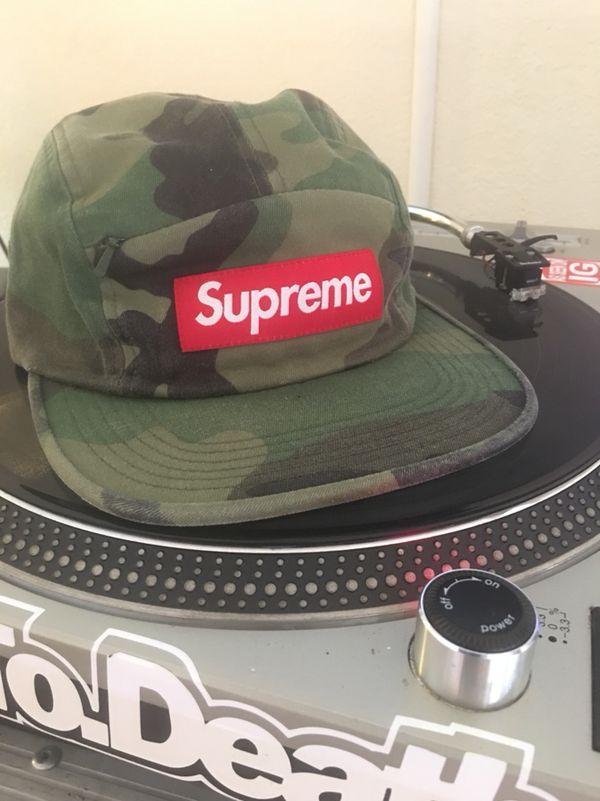Supreme army hat for Sale in Virginia Beach dbea4b774c0