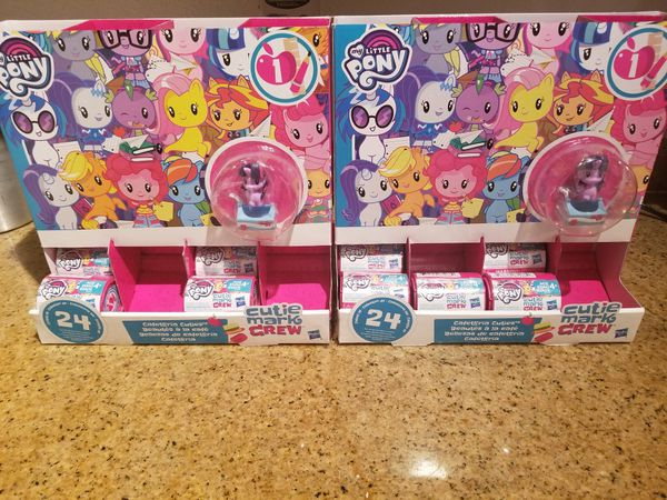 My Little Pony Cutie Mark Crew Blind Stackable for Sale in Las Vegas, NV -  OfferUp