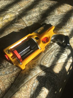 Nerf Toy: Maverick Rev - 6 for Sale in Fort Washington, MD