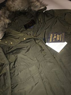 Wool rich women's jacket 🧥 Thumbnail