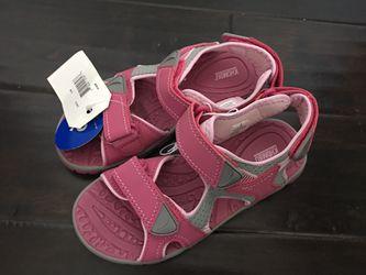 Khombu Girl's River Sandal - size 2 Thumbnail