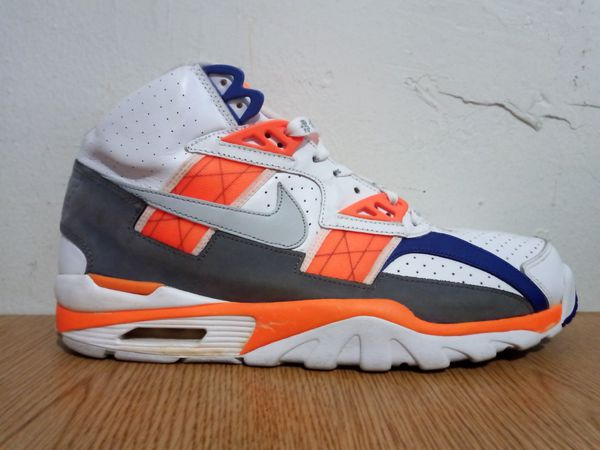 detailed pictures c209b 4ad51 Nike Air Trainer SC High QS Auburn Bo Jackson 302346-106 Size 13