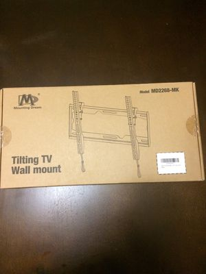 """Mounting Dream- Tilting TV Wall mount 26""""-55"""" for Sale in Washington, DC"""
