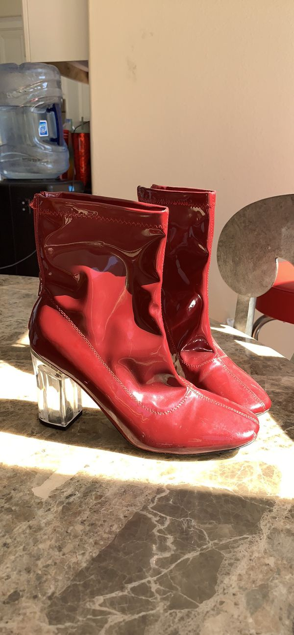 f4e5bd42cd4 New and Used Clear heels for Sale in Riverside, CA - OfferUp