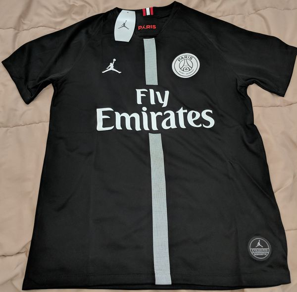 new concept ff1d8 b9301 PSG Jordan Third Jersey For 2018/19 Season for Sale in Newark, CA - OfferUp