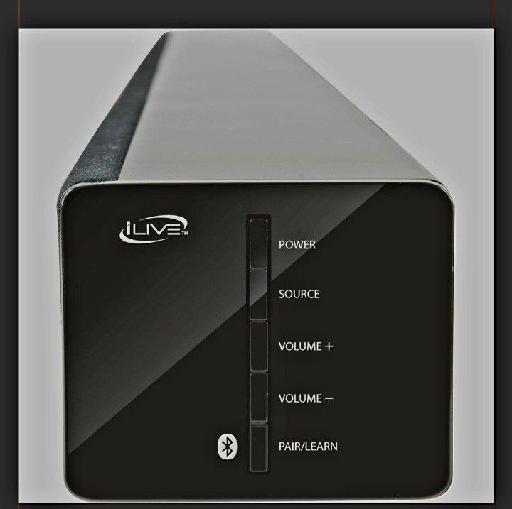 Soundboard iLive 37 Inch No Aux No RCA